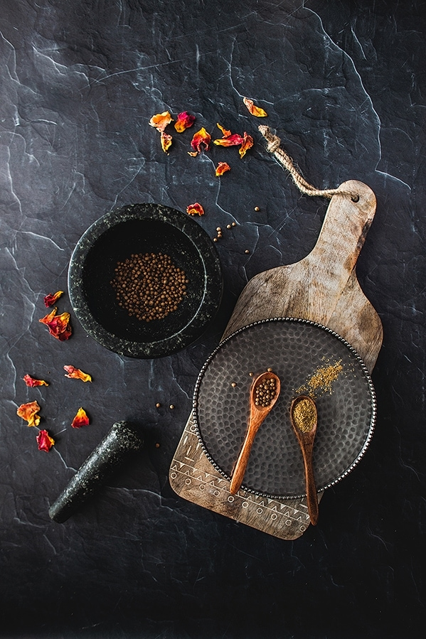 Spices in Thai Cooking