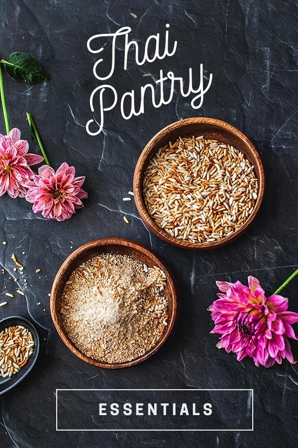 Thai Pantry Essentials