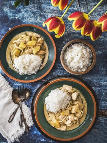 Easy Thai Yellow Curry