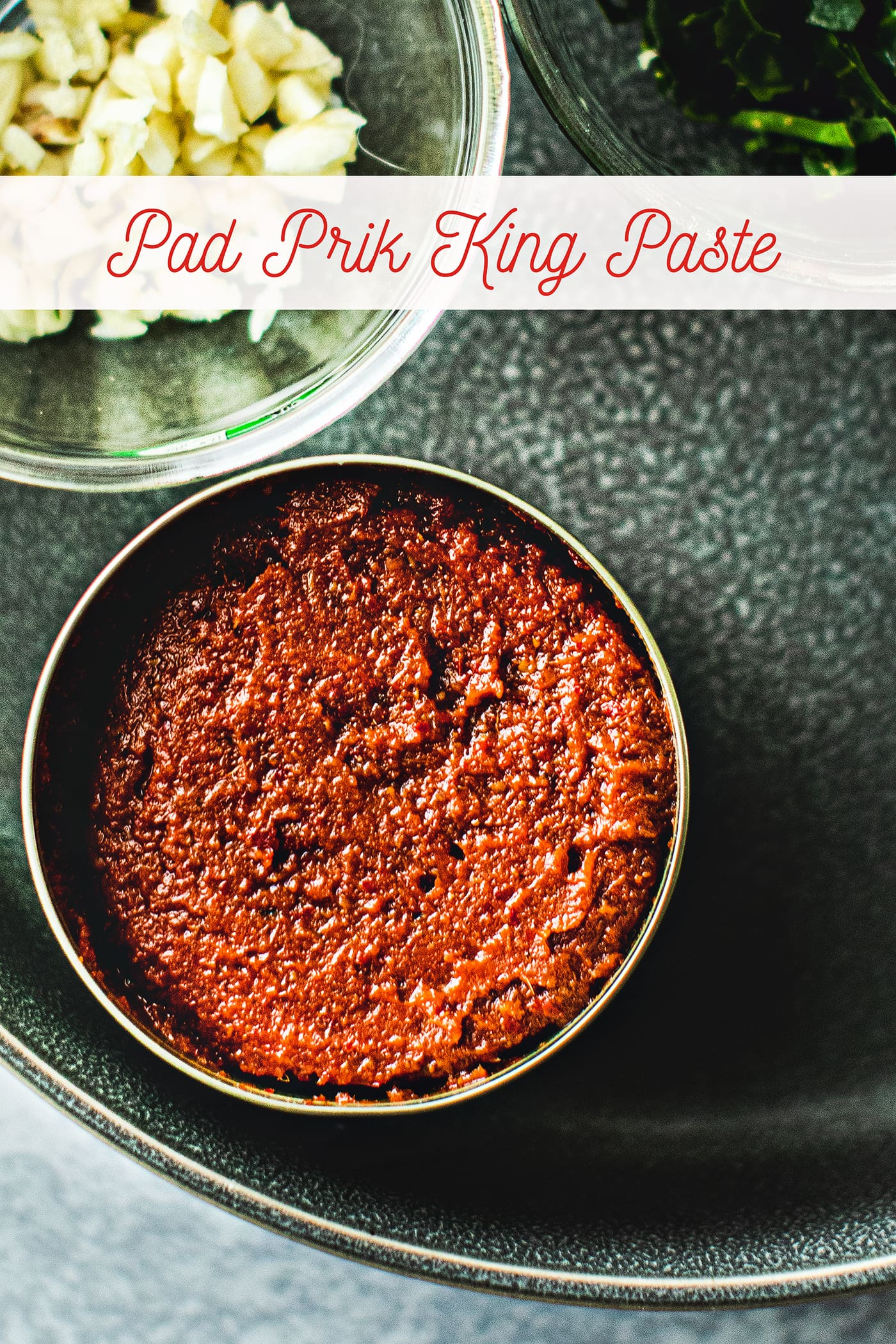 Prik King curry paste is a type of Thai curry paste that is made from red curry and had many fragrant herbs and spices that make the paste a very delicious paste to cook with.  #redcurry #shrimpcurry #thaifood #thairedcurrry #padphrikkhing